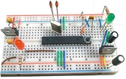 Breadboard-Kit -roboromania