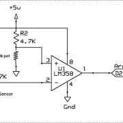 LM358-roboromania-schema