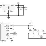Senzor-digital-presiune-barometru-BMP180-Modul-GY-68-roboromania-Bucuresti – avr-328