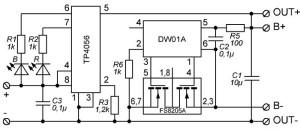 alimentator-usb-5v-acumulatoare-lithium-lipo-roboromania-schema