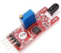 Modul-senzor-flacăra