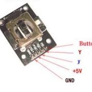 Pini-XY-axis-joystick-module-roboromania