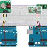 Transmitator-Receptor-radio-kit-433MHZ-leg-roboromania