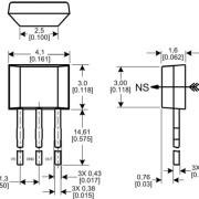 Honeywell-SS441A-senzor-Hall-roboromania-pini