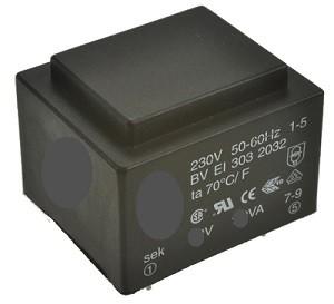 transformator-220v-2x6v-6w-pcb-negru-roboromania