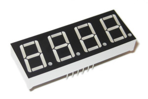 4digit-7segmente-display