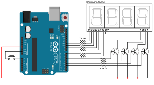 arduino-7-segment-common-anode-4-digit-uno