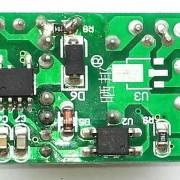 Modul-Alimentare-220v-AC-DC-izolat-3.5W-5V 700mA-roboromania-pini