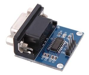 Modul-MAX3232-RS232-TTL - Serial-roboromania-1