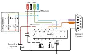 Modul-MAX3232-RS232-TTL - Serial-roboromania-sch