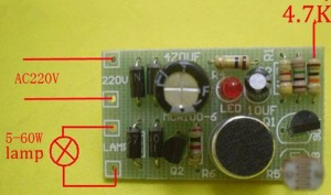 Kit-220v-Bulb-Lamp-Sound-Activated-Auto-Delay-Switch-Suite-Trousse-Light-Control-roboromania-ex