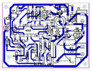 kit-modul-ir-automat-pornire-roboromania-pcb-piese