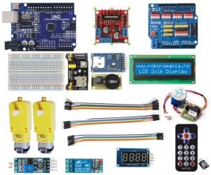 start-kit-arduino-2n-roboromania