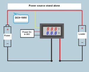 digital-voltmeter-ammeter-dc-100v-10a-tester-0-28-red-roboromania-circuit