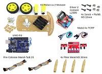 robot-kit-urmarire-linie-modul-4senzori-f