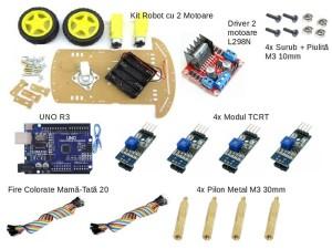 robot_2wd_roboromania_urmarire_linie_cu_4_senzori