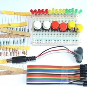 rezistori-butoane-led-fire-breadboard