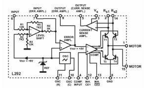 l292-circuit