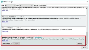 adafruit_unified_sensor_library