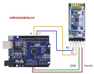 Spp-C-Bluetooth-to-Serial-Arduino-remote